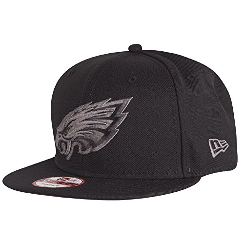 New Era 9Fifty Snapback Cap - Philadelphia Eagles schwarz