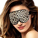 Unimi 2020 Upgrade Sleep Mask for Women Men,Memory Form & Silk Fabric Sleep