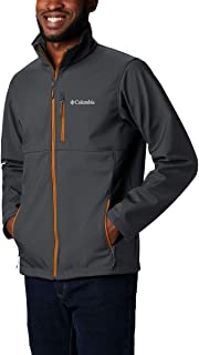 Men's Ascender Softshell Jacket, Water & Wind Resistant