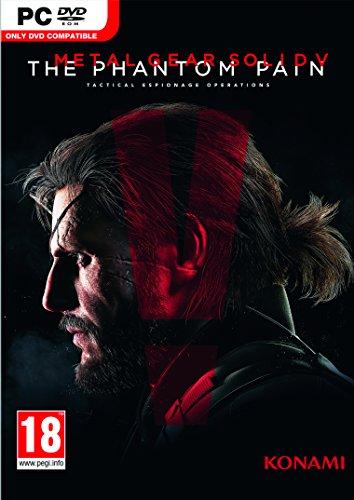 Metal Gear Solid V: The Phantom Pain (PC DVD) (輸入版)