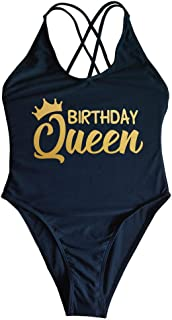 Best black and gold one piece bathing suit Reviews