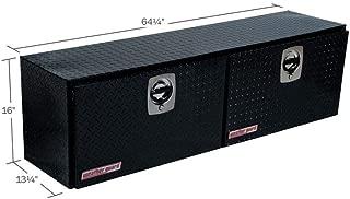 Weather Guard 364502 Black Aluminum Hi Side Truck Box