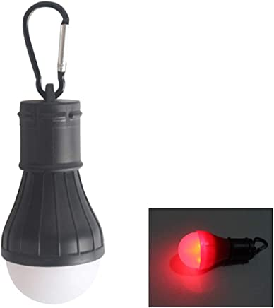 LIULINUIJ Camping Lamp Outdoor Emergency Lamp  Camping Tent Fishing Lantern Hanging Light schwarz Aaa Batteries B07PM48LF6     | Neues Design