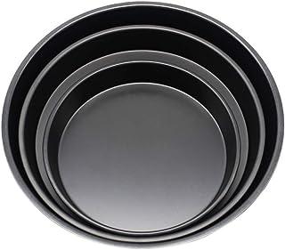 Blackstone Round Cake Pan/Pizza Pan Bakeware (SET OF 3) صينية صحن فرن