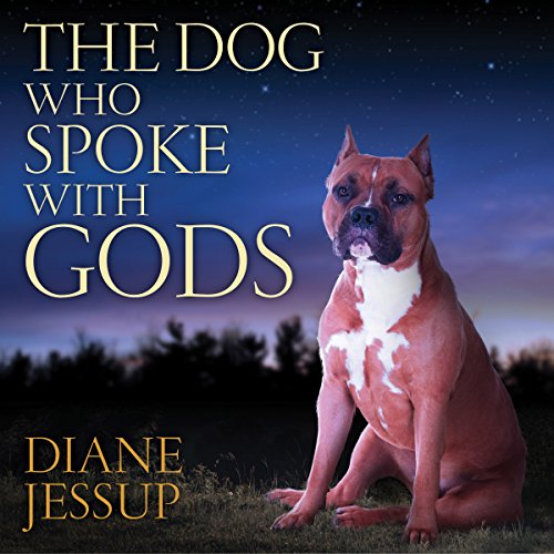 The Dog Who Spoke with Gods audiobook cover art
