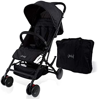 Portable Folding Lightweight Baby Stroller - Smallest Foldable Compact Stroller Airplane Travel ,Compact Storage , 5-...