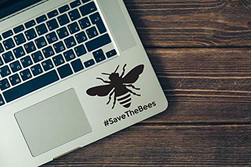 Opslaan De Bijen Sticker Honing Bijensticker Hashtag Bewaar De Bijen Auto Laptop Vinyl Sticker Bijensticker Sticker 5.5