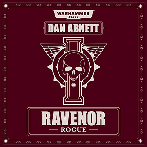 Ravenor Rogue cover art