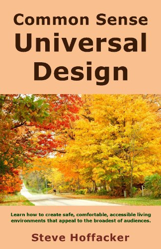 Book: Common Sense Universal Design by Steve Hoffacker