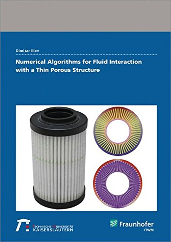 Numerical Algorithms for Fluid Interaction with a Thin Porous Structure.
