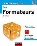 La Boîte à outils des formateurs - 3e éd. (BàO La Boîte à Outils) - Format Kindle - 9782100750825 - 14,99 €