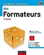 La Boîte à outils des formateurs - 3e éd. de Fabienne Bouchut