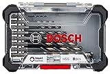 BOSCH 2608577146 - Set profesional: brocas metal Hex: 2,3,4,5,6,7,8,10mm