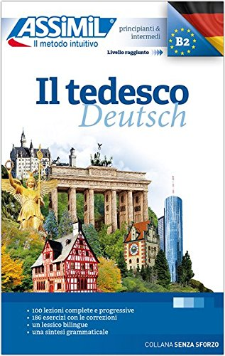 Il tedesco [Lingua tedesca]: Deutschkurs in italienischer Sprache