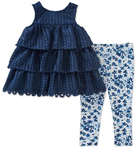Calvin Klein Baby Girls 3e80038-99