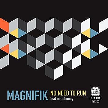 No Need To Run EP