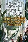 Cómo escribir ciencia-ficción y fantasía: 94 par Card
