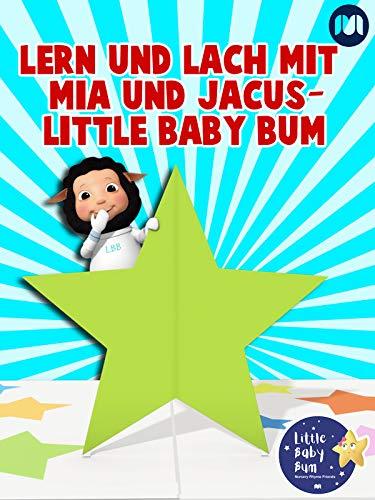 Lern und lach mit Mia und Jacus - Little Baby Bum