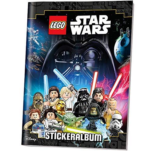 CAGO Lego Star Wars 2020 - Sammelsticker - 1 Album