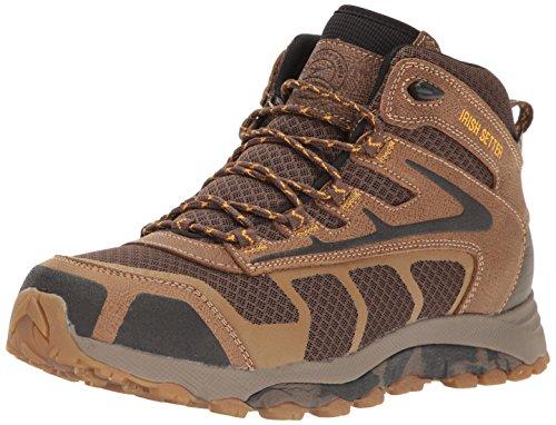 Irish Setter Men's Waterproof Drifter Hiking Boot, Brown, 12 D US