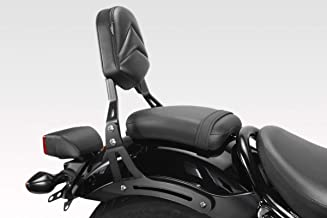CMX500 Rebel 2017 - Sissy Bar (S-0795) - Steel Back Seat - Hardware Fasteners Included - Easy to Install - De Pretto Moto Accessories (DPM) - 100% Made in Italy