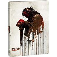 Hellboy (Ltd Steelbook) (Blu-Ray 4K+Blu-Ray+10 Card Da Collezione) [Italia] [Blu-ray]