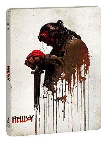 Blu-Ray - Hellboy (Ltd Steelbook) (Blu-Ray 4K+Blu-Ray+10 Card Da Collezione) (1 BLU-RAY)