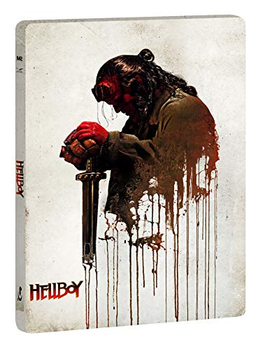 Hellboy Steelbook Combo (Limited Edition) (2 Blu Ray)
