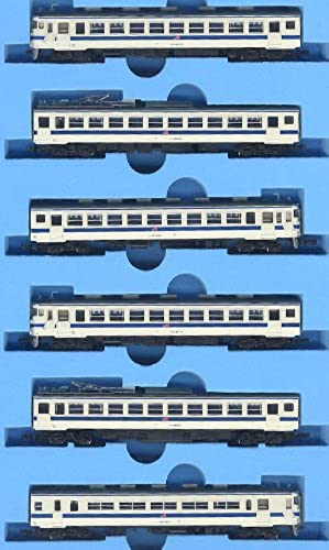 Series 475 Kyushu Colour Style with Remodeling Lead Car (6-Car Set) (Model Train)