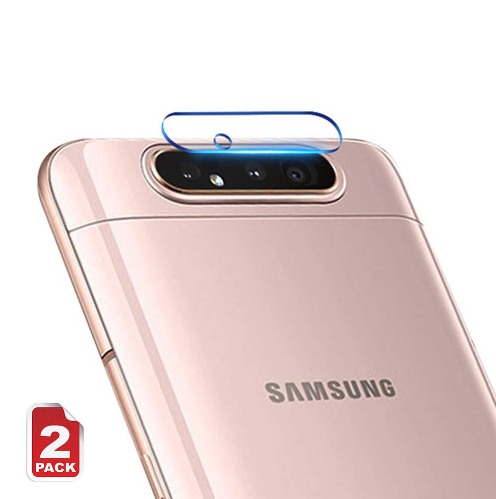 NOKOER Protector Cámara para Samsung Galaxy A80, [2 Pack ...