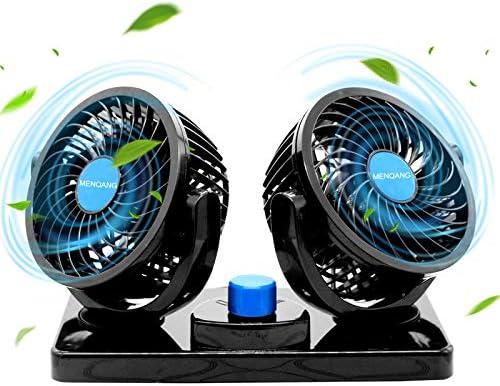221 opinioni per Ventilatore Auto 360° Ruotabile Ventola 12V Due Teste Elettrica Estate