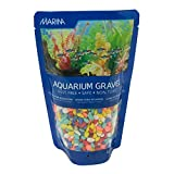 Marina Decorative Aquarium Gravel, 450 g, Rainbow