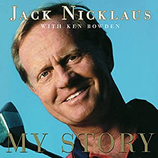 Jack Nicklaus cover art