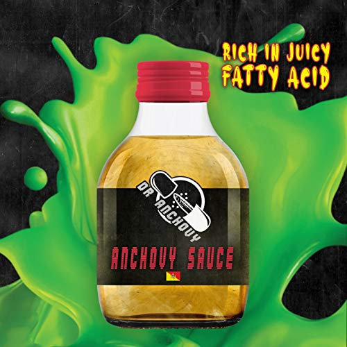 Anchovy Sauce [Explicit]