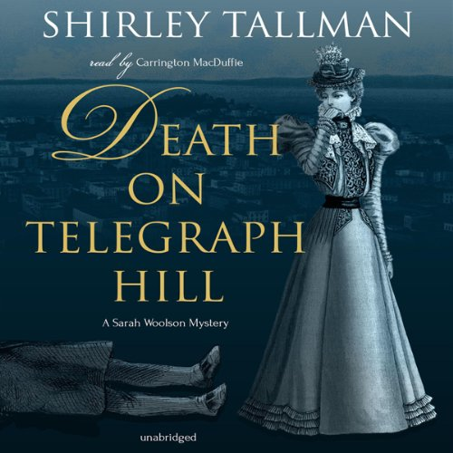 Death on Telegraph Hill cover art