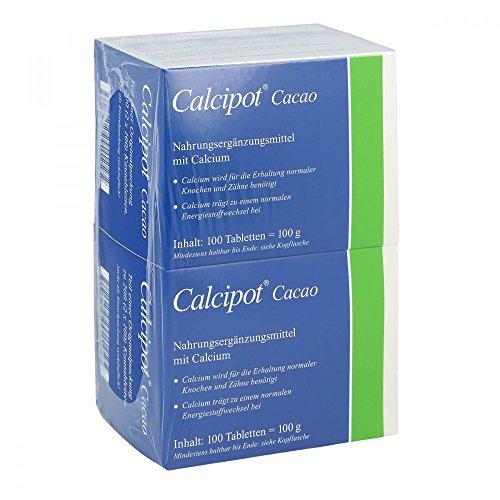 Calcipot Kautabletten, 200 St. Tabletten