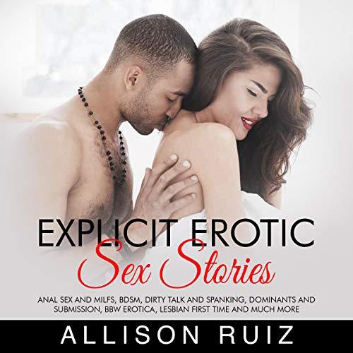 Explicit Erotic Sex Stories cover art