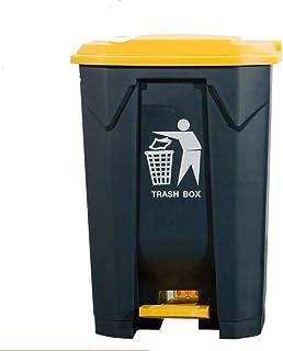 Bacs à Ordures Extérieurs Extérieur en plastique avec couvercle Dustbins Hôtel Cuisine Poubelle Bins Squar Recyclage Bins ...