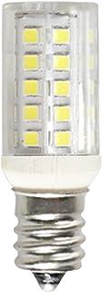 Yorten Ceramic 5W E12 LEDs Light Bulbs AC220V Fridge Screw Base Refrigerator Kitchen Hall LEDs Bulbs Non-Flicker Corn Ligh...