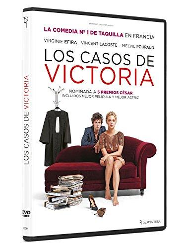 Los Casos De Victoria [DVD]