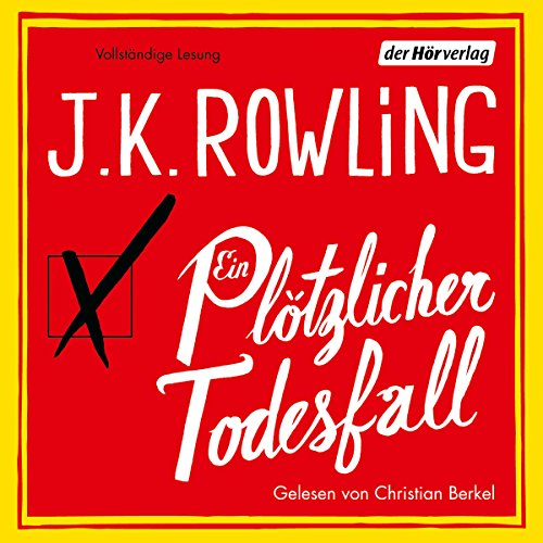 Ein plötzlicher Todesfall Audiobook By J.K. Rowling cover art