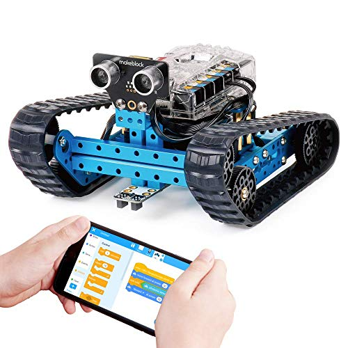 Product Image of the Makeblock mBot Ranger Transformable STEM Educational Robot Kit,a Three-in-one...