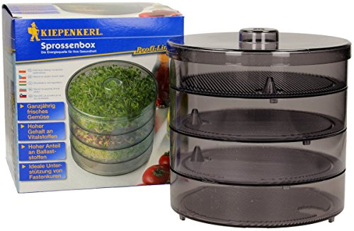Kiepenkerl Sprossenbox, Box für Keimsprossen