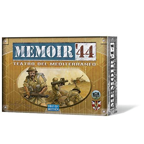haz tu compra Memoir 44 online