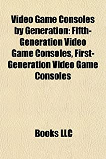Video Game Consoles By Generation
