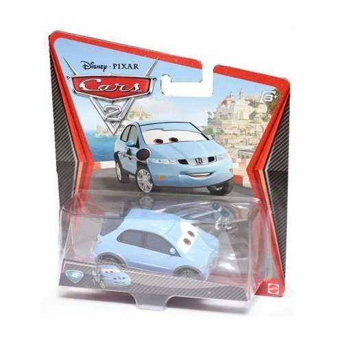 Disney Pixar Cars 2 Nick Cartone by Mattel