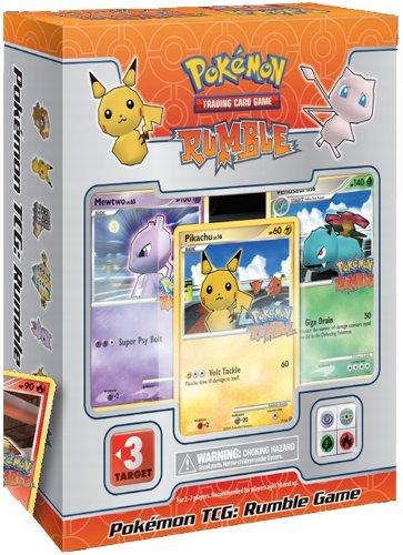 Nintendo Pokemon Rumble Box 19 Cards [Toy]
