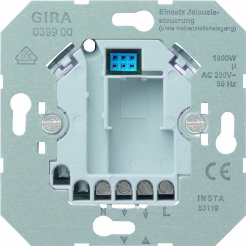Gira 039900 Jalousiesteuerung Einsatz 230 V