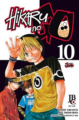 Hikaru No Go - Volume 10 (Em Portuguese do Brasil)