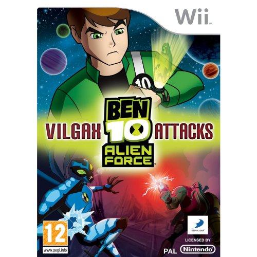 Ben 10 Alien Force: Vilgax Attacks Ita [Importación italiana]